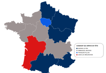 Jean-Luc Mélenchon majoritaire en Nouvelle-Aquitaine ?