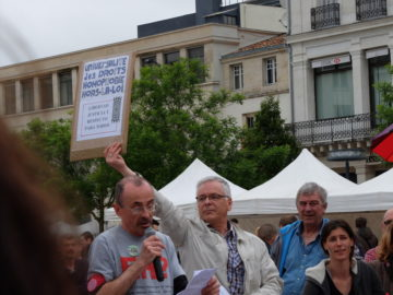 Marche des Fiertés Poitou-Charentes dans les rues de Poitiers @ Poitiers | Nouvelle-Aquitaine | France