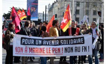 Marine Le Pen en tête des intentions de vote : est-ce banal ?