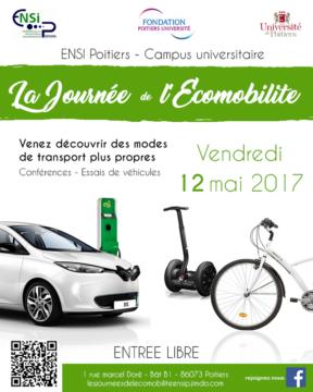 Journée de l'éco-mobilité à Poitiers