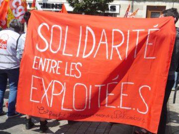 Communiqué de Ensemble! Vive la France de Danièle Obono - Nique la France du racisme. | Ensemble
