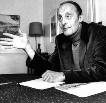 """André Gorz, le philosophe qui voulait """"libérer les individus du travail"""". Entretien avec Anselm Jappe"""