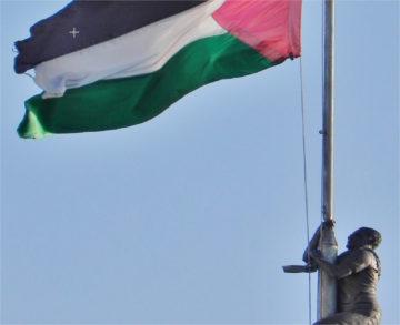 Conférence : Actualités de la  Palestine et du Monde arabe