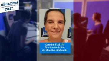A la fête de l'Humanité, interview de Caroline Fiat, députée Ensemble! et France insoumise