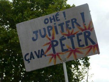 La manifestation du 12 septembre à Poitiers