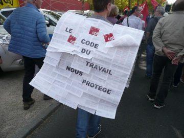 Quelques photos de la manifestation du 21 septembre
