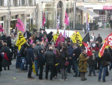 17 novembre : jour du Procès des manifestants contre la loi Travail