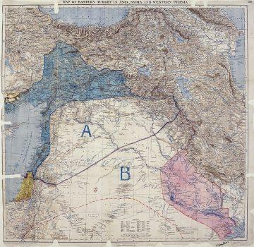 Des accords Sykes-Picot et de la déclaration Balfour au chaos actuel, quelles responsabilités ? @ Amphi Hardouin | Poitiers | Nouvelle-Aquitaine | France
