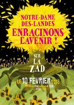 """""""En défense de la ZAD, résister à Emmanuel Macron et à son monde"""""""