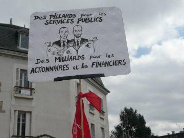 Manifestation du 22 mars : près de 5000 à Poitiers, plus de 1000 à Châtellerault