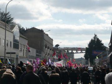 Uni·e·s pour la convergence des luttes @ Roseraie | Poitiers | Nouvelle-Aquitaine | France