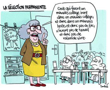 La sélection n'est pas la solution ! La maladie imaginaire de l'université @ ESPE - Bâtiment 20 (Campus de Poitiers) | Poitiers | Nouvelle-Aquitaine | France