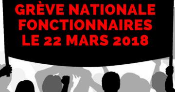 Un appel national d'organisations politiques pour le 22 mars