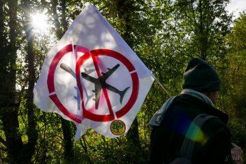 Communiqué de presse national unitaire : « Non aux expulsions à Notre-Dame-des-Landes »