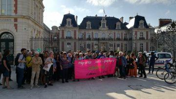 Les États Généraux des Migrations de la Vienne appellent à manifester le 1 mai, en soutien aux migrant·e·s,