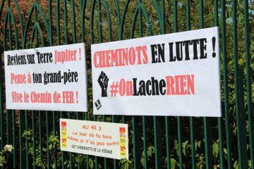 Solidarité financière cheminots: 1 million d'euros, c'est possible! c'est important.