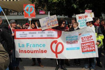 """France insoumise: """"La Nouvelle Aquitaine face aux défis : Appel pour un cap commun"""""""