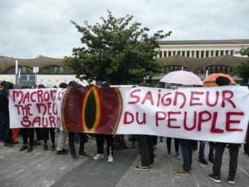 """Le 17 novembre, un """"vent de colère"""" à Nantes, avec la CGT, ATTAC, Solidaires, FI, Ensemble, etc."""