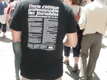 Lettre ouverte de la Société des journalistes de Radio France à Monsieur Mélenchon