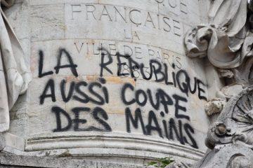"""frédéric Lordon, à propos de la répression. """"L'arc d'extrême droite"""""""