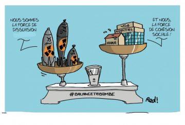 La bombe atomique « nous coûte un pognon dingue ! »