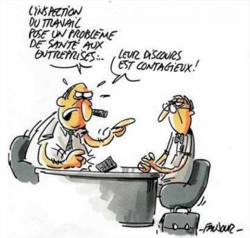 Comment l'Inspection du Travail soutient la direction de la SNCF
