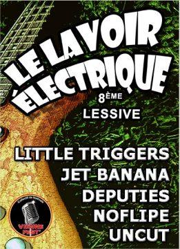 8ème lessive du Lavoir Électrique