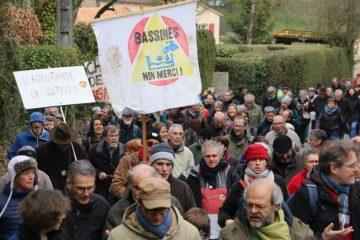 Mobilisation urgente contre les bassines avant le vote du Conseil Régional et de l'Agence de l'eau Loire-Bretagne @ Smarves / Roches-Prémarie-Andillé