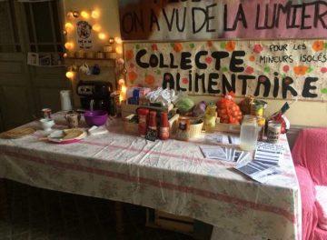 """""""La maison"""", lieu autogéré et solidaire accueille des jeunes migrants"""