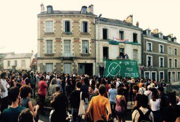Les mineurs isolés étrangers ne doivent pas être expulsés de «La Maison», leur lieu d'accueil, d'hébergement et de soutien @ Devant la Préfecture | Poitiers | Nouvelle-Aquitaine | France