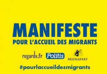 Migrants. Mener la bataille.