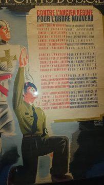 """Libération du 15 octobre. """"Italie blanche et chemises noires"""""""