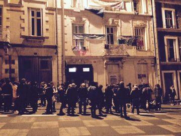 9 mars, Poitiers. La liberté perd sa place encore une fois.