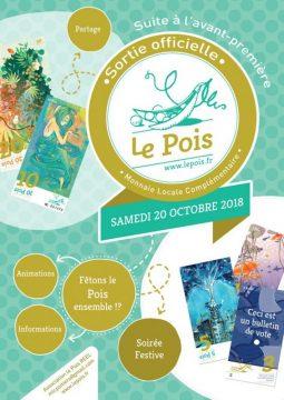 Le Pois - Sortie officielle de la monnaie locale complémentaire poitevine @ Poitiers | Poitiers | Nouvelle-Aquitaine | France
