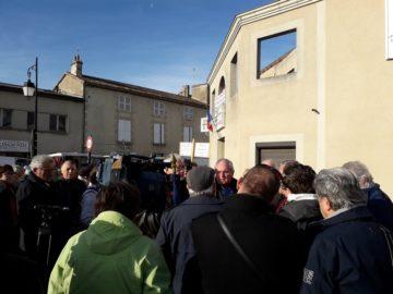Sud-Vienne : contre le grand déménagement des services publics