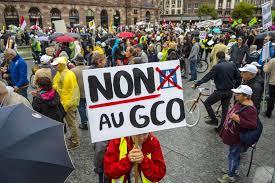Déclaration de la CGT VINCI sur le Grand Contournement Ouest de Strasbourg