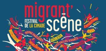 Festival Migrant'Scène de la Cimade @ Divers lieux à Poitiers