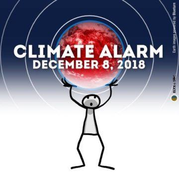 Urgence climatique et urgence sociale : un même combat ! RV le 8 décembre