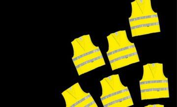 """Le groupe des """"Gilets jaunes"""" de Poitiers SUD reprend le Rond-point..."""
