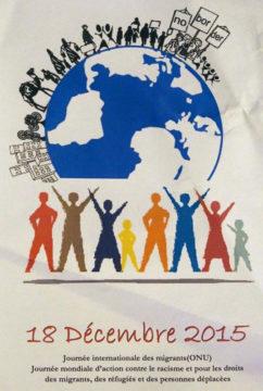 Journée internationale des migrant.e.s @ Préfecture - Poitiers