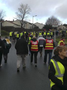 Appel à la grève pour le 19 mars: CGT, FO, Solidaires, UNEF,etc