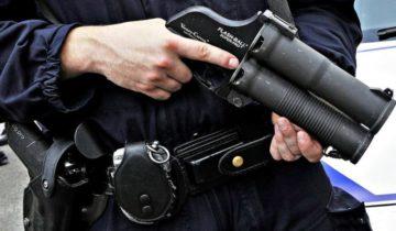 Paris, Premier Mai. Les cortèges de Solidaires et de la CGT ont été attaqués par la police.