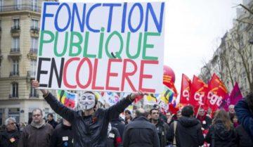 Appel unitaire Fonction publique : public-privé, tous ensemble le 19 mars @ Porte de Paris | Poitiers | Nouvelle-Aquitaine | France