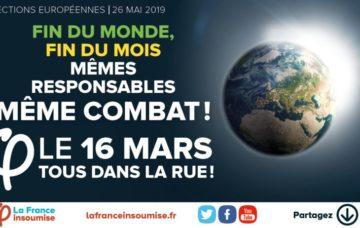 Marche mondiale pour le climat (bis)