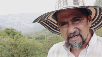 L'agroécologie paysanne en Colombie par Alfredo Añasco