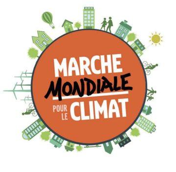 Marche mondiale pour le climat @ Parc de Blossac