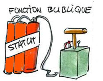 FONCTION PUBLIQUE : Grève unitaire et manifestations @ Porte de Paris