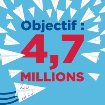 """La """"Coordination 86 pour un référendum contre la privatisation d'Aéroports de Paris »"""