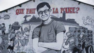 Steve Maia Caniço. Une réaction d'organisations politiques de Nantes. Une réaction de l'intersyndicale44.