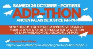 ADP-THON @ Ancien palais de justice